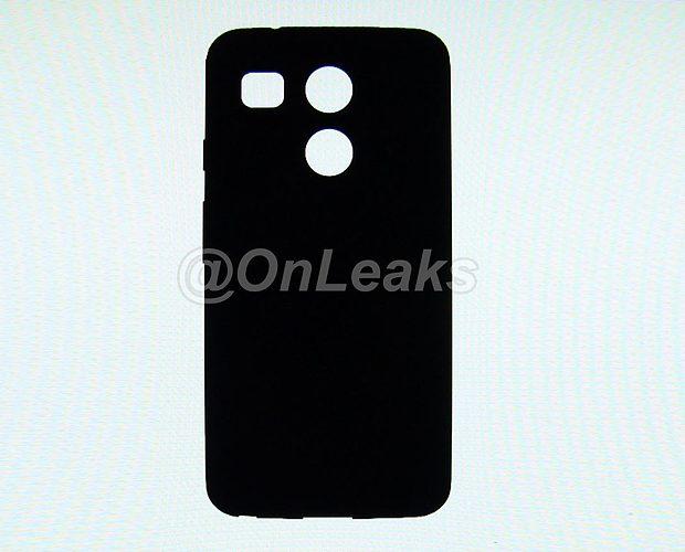 LG Nexus Bullhead cover