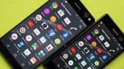 Foto's Sony Xperia C5 Ultra en M5 tonen grote selfiecam