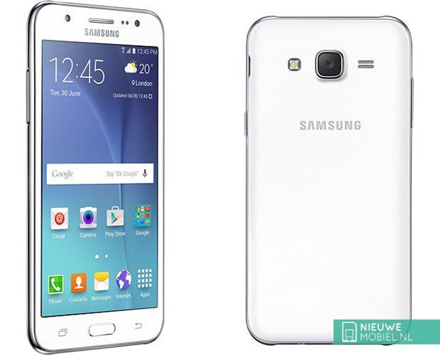 Samsung Galaxy J5 wit