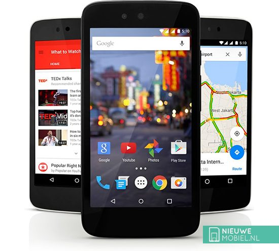 Android One modellen