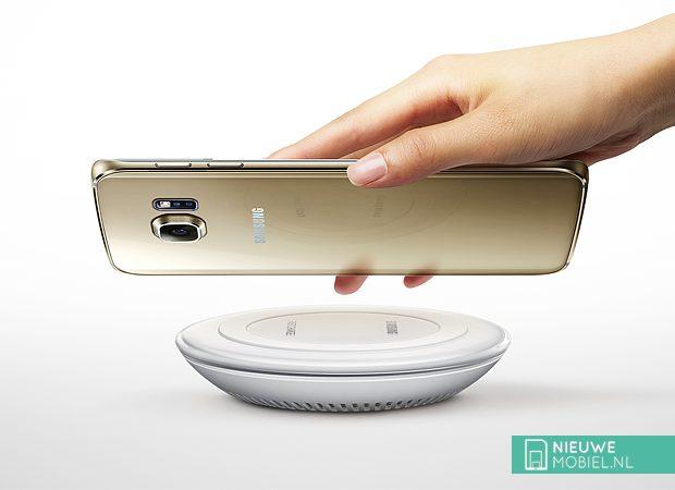 Samsung Galaxy S6 edge+ Fast Wireless Charging