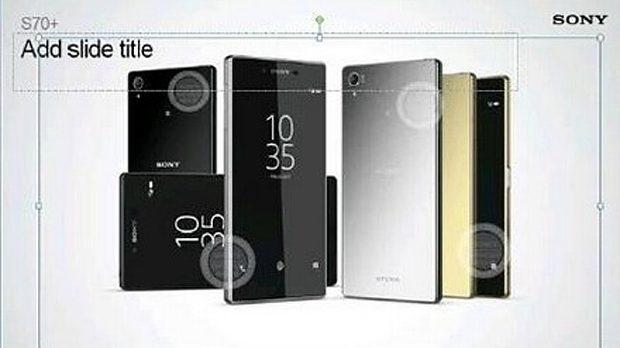 Sony Xperia Z5+ of S70+