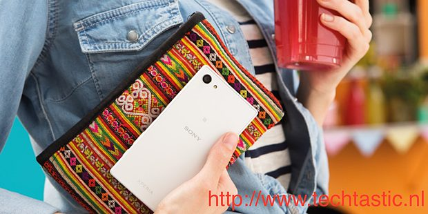 Sony Xperia Z5 Compact promo