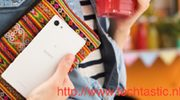 Promotiemateriaal Sony Xperia Z5 Compact verschenen
