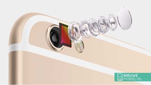 Apple iSight camera