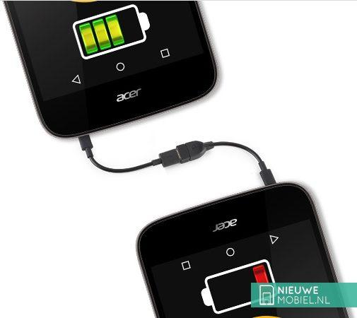 Acer Liquid Z630 extern opladen