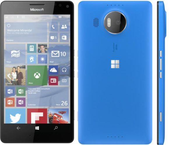 Microsoft Lumia 950 XL Cityman