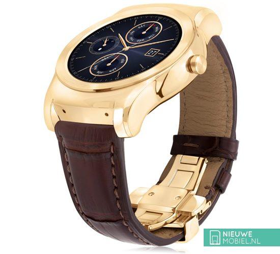 LG Watch Urbane 24 karaats