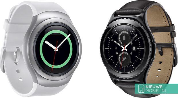 Samsung Gear S2 en S2 Classic