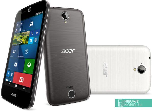 Acer Liquid M330 en M320