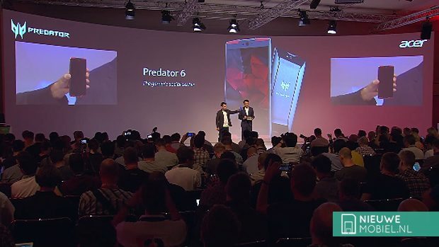 Acer Predator 6 overview