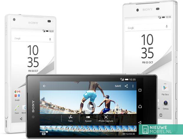 Sony Xperia Z5 familiy