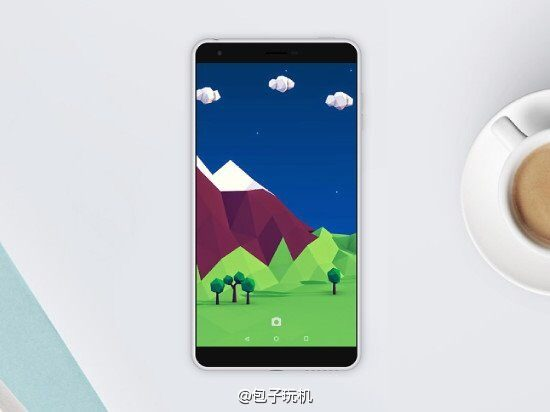 Nokia C1 met Android
