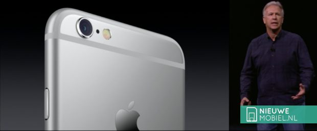 Apple iPhone 6s iSight
