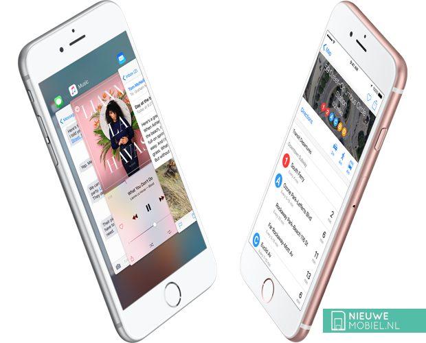 Apple iPhone 6s modellen