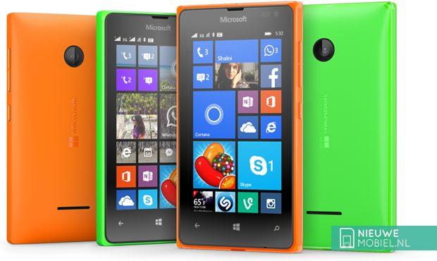 Microsoft lumias