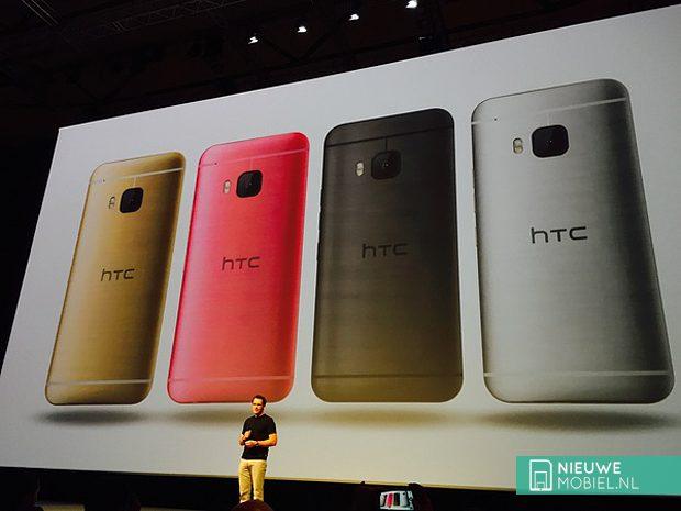HTC plant update voor geplaagde One M9+