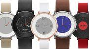 Pebble Time Round is bedrijfs eerste ronde smartwatch