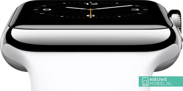 Apple Watch angle
