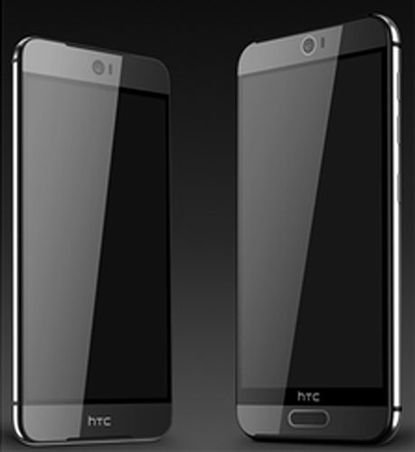 HTC One M9 render
