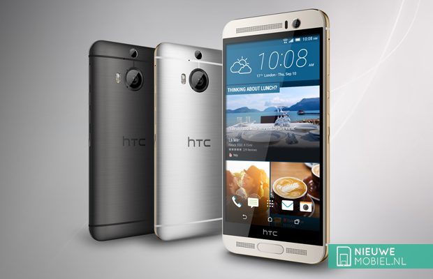 HTC One M9+ Aurora