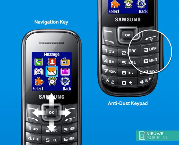 Samsung dumbphone