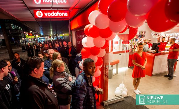 Vodafone Rotterdam iPhone 6s release