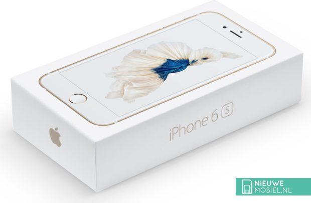 Apple iPhone 6s verkoopdoos