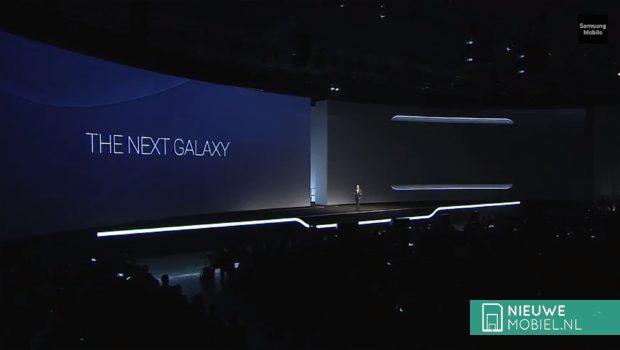 The Next Galaxy van Samsung