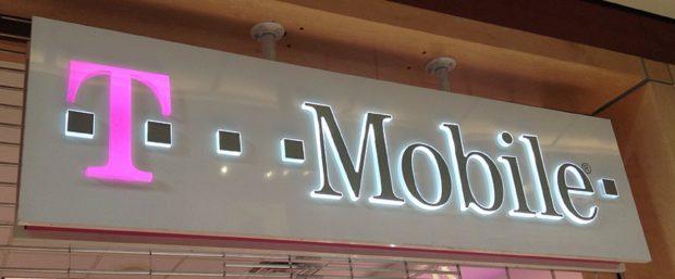 T-mobile bord
