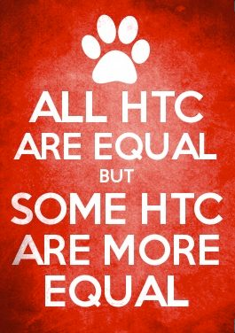 All HTC are equal