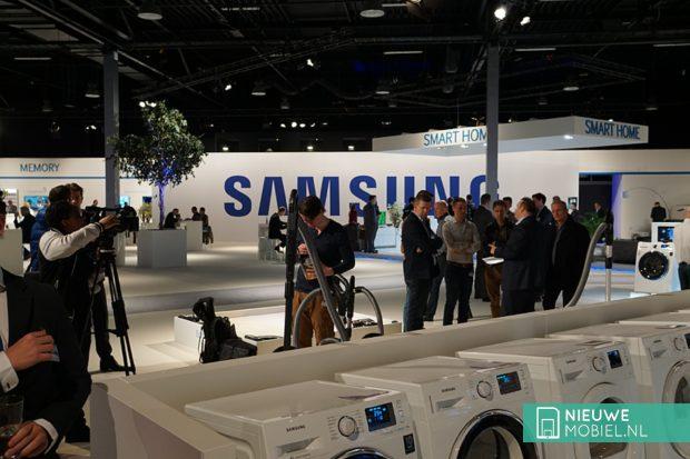 Samsung floor