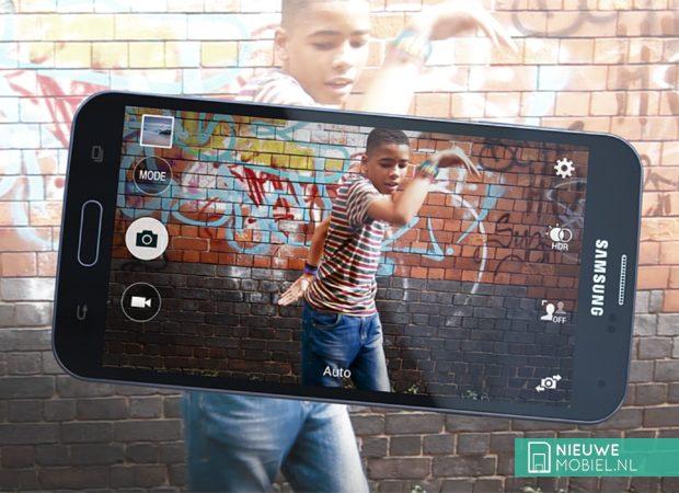 Samsung Galaxy S5 graffiti