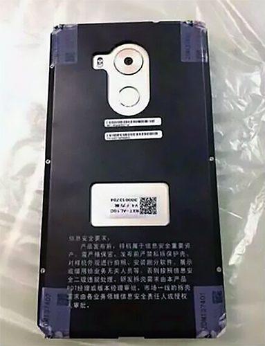 Huawei Mate 8 achterkant