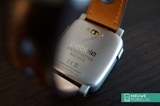Pebble Time Steel Kickstarter