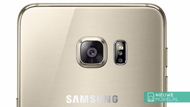 Samsung camera closeup