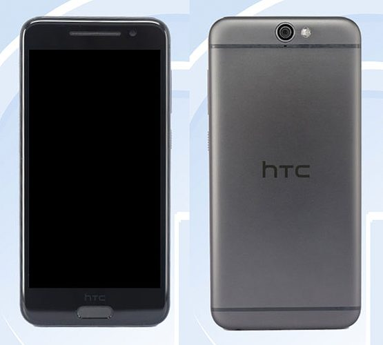 HTC One A9w met Windows 10