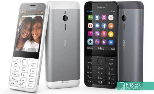 Nokia 230 en 230 Dual SIM