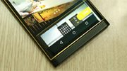 BlackBerry Priv in exclusieve 24k gouden uitvoering verkrijgbaar