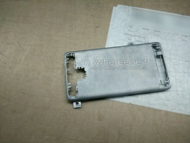 Samsung Galaxy S6 metal