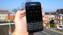 BlackBerry Classic review: retro, niche or both?
