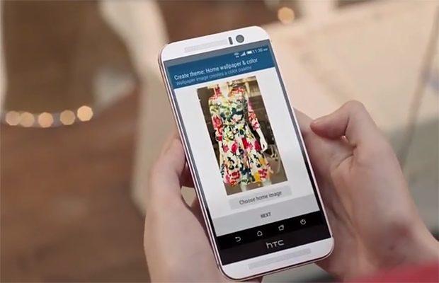 HTC One M9 Sense themes