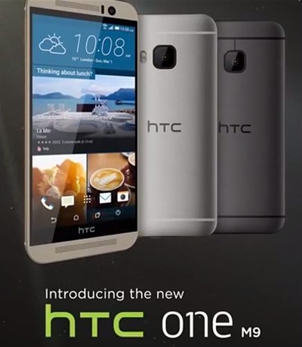 Introducing HTC One M9