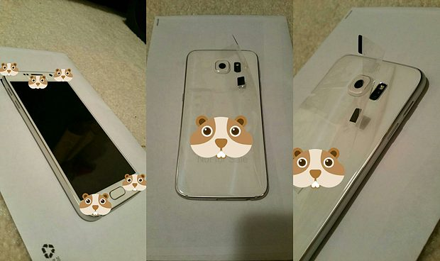 Samsung Galaxy S6 sides