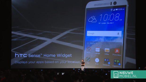 HTC One M9 Sense