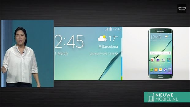 Samsung TouchWiz 1