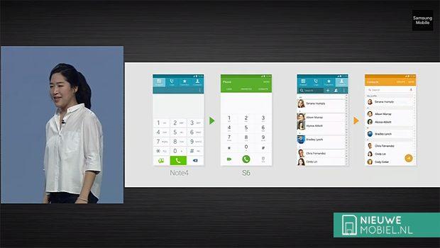 Samsung TouchWiz 3