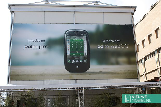 Palm Pre introduction