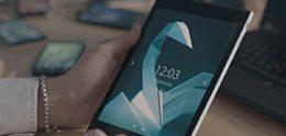 Jolla demonstreert 8 inch tablet met Sailfish OS 2.0