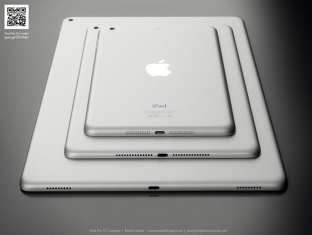 iPad Pro, Air and mini